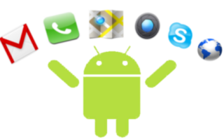 Java android intent
